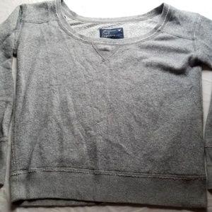 American Eagle Outfitters crop sweatshirt